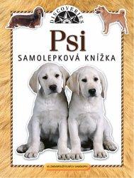 Samolepková knížka - Psi
