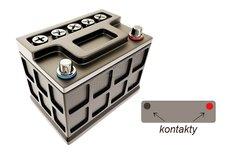 Baterie do elektrick�ho aut��ka 6V/10Ah