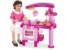 Dětská kuchyňka růžová