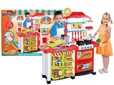 Prodejní stánek s kuchyňkou