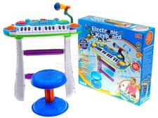 Dětské klávesy modré