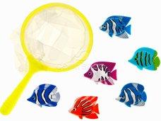 Rybičky do bazénu
