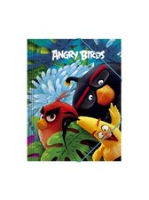 Heft box A5 Angry Birds Movie