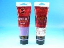Barva  temperová  ultramar.červená 250ml