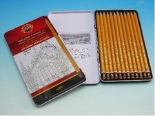 Tužky grafické - sada 1502/III