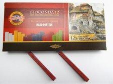 Křídy olejové GIOCONDA 8100/107