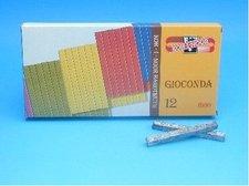 Křídy olejové GIOCONDA 8100/109