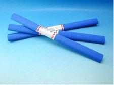 Papír krepový modrý