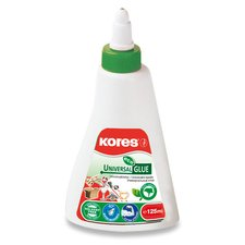 Lepidlo Kores Universal Glue Eco - 125 ml