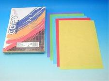 Xeroxový papír A4 COLOR MIX pastel.80g