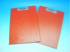 Deska A4 červená s klipem 5-528