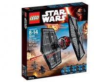 LEGO Star Wars TM 75101 Stíhačka TIE speciálních jednotek Prvního řádu