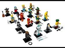 Lego Creator 71013 Minifigurky 16. série