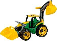Traktor se lžící a bagrem 107 cm