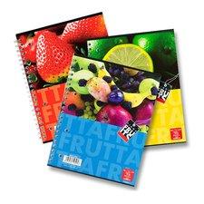 Pigna Fruits - kroužkový blok