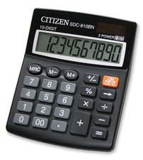 Stolní kalkulátor Citizen CDC-810BN