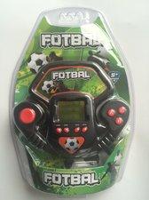 LCD hra fotbal