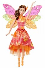 Mattel Barbie Kouzelná dvířka kamarádky s funkcí