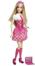 VÝPRODEJ Mattel Barbie Kamarádky školačky - Blair