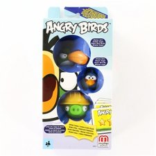 Angry birds figurky 3ks space Mattel