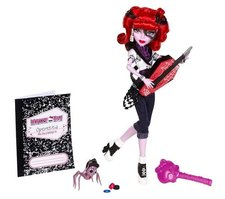 Monster High - panenka Operetta