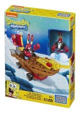 MEGA BLOKS Spongebob závodníci (Evžen Harold Krabs)