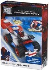Micro - Spiderman - Set 6 ks,  závodní auta