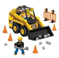 MEGA BLOKS Micro CAT MEGA BLOKS Stavební stroje stavebnice Bobcat