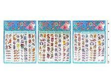 Tetovací obtisky 887866 barevné 9,5x24cm