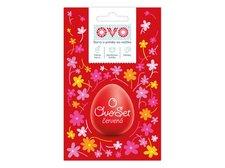 Velikonoční barvy na vajíčka OVO Set, červený