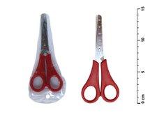 """Nůžky SA103L 5"""" pro leváky MIX barev-14cm"""