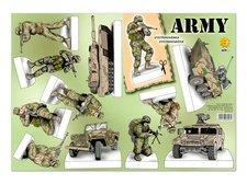 Vystřihovánky MFP Army