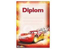 Dětský diplom A4 MFP DIP04-Y06 Disney (Cars)