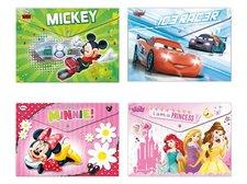 Složka M druk A4 PP potisk Disney mix