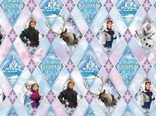 Balící papír Disney Y013 (Frozen) 100x70 LUX