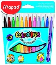 Maped Color´Peps - barevné fixy 12 barev