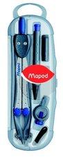 Technické kružítko MAPED Technic Concept, 5dílná sada
