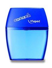 Plastové ořezávátko MAPED Shaker, s 2 otvory