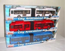 1:48 Autobus kloubový