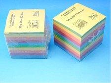 Kostka 5-barevná lepená SCP 9x9x9cm