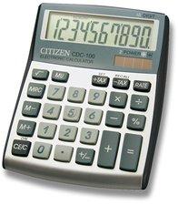 Citizen CDC-100 - stolní kalkulátor
