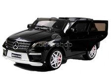 Elektrick� auto Mercedes ML63 �ern�
