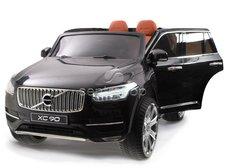 Dimix Elektrické autíčko Volvo XC90, 2 motory, R/C 2,4Ghz, Eva kola, Radio, Kůže