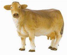 Kráva světle hnědá