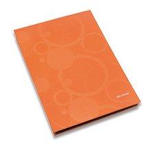 Podpisová kniha oranžová