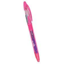 Perro mazací gelové pero - růžové - 0,7mm