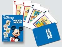 Mickey Mouse Walt Disney - Rummy