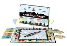 Hra - Anti Monopoly