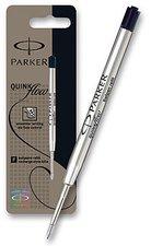 Náplň Parker QuinkFlow do kuličkových tužek - 1,0 mm černá