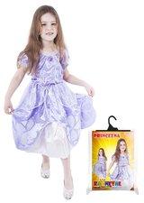 Karnevalový kostým Princezna fialová, vel. M